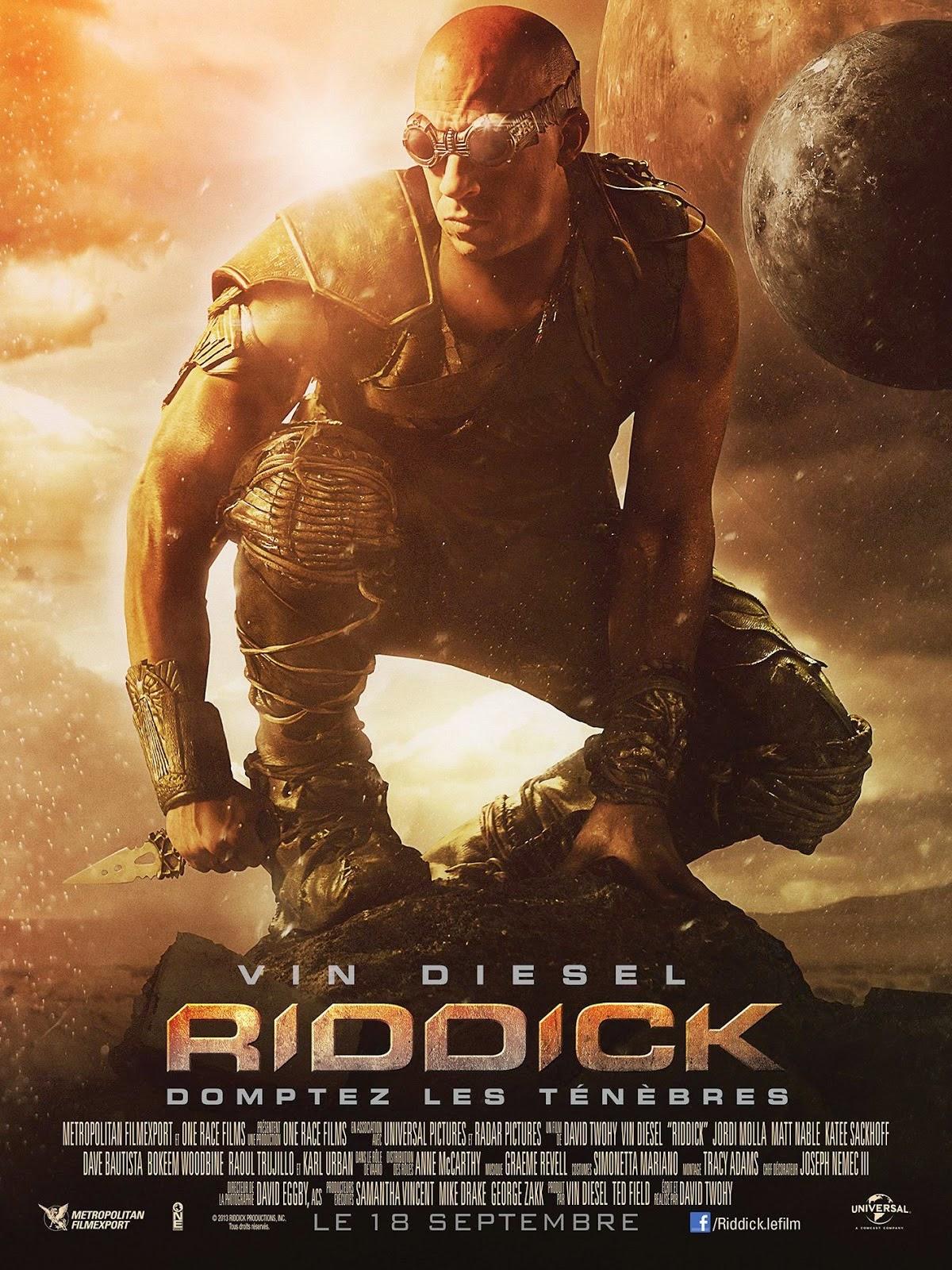 Riddick: Thống Lĩnh Bóng Tối ...
