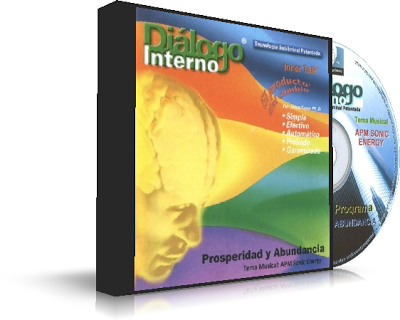 Prosperidad y Abundancia – Diálogo Interno (Inner Talk) [Audio Cd]