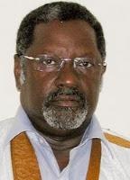 شيخ المقاطعة ووالد الفقيد السناتور محمد ولد ابيبو
