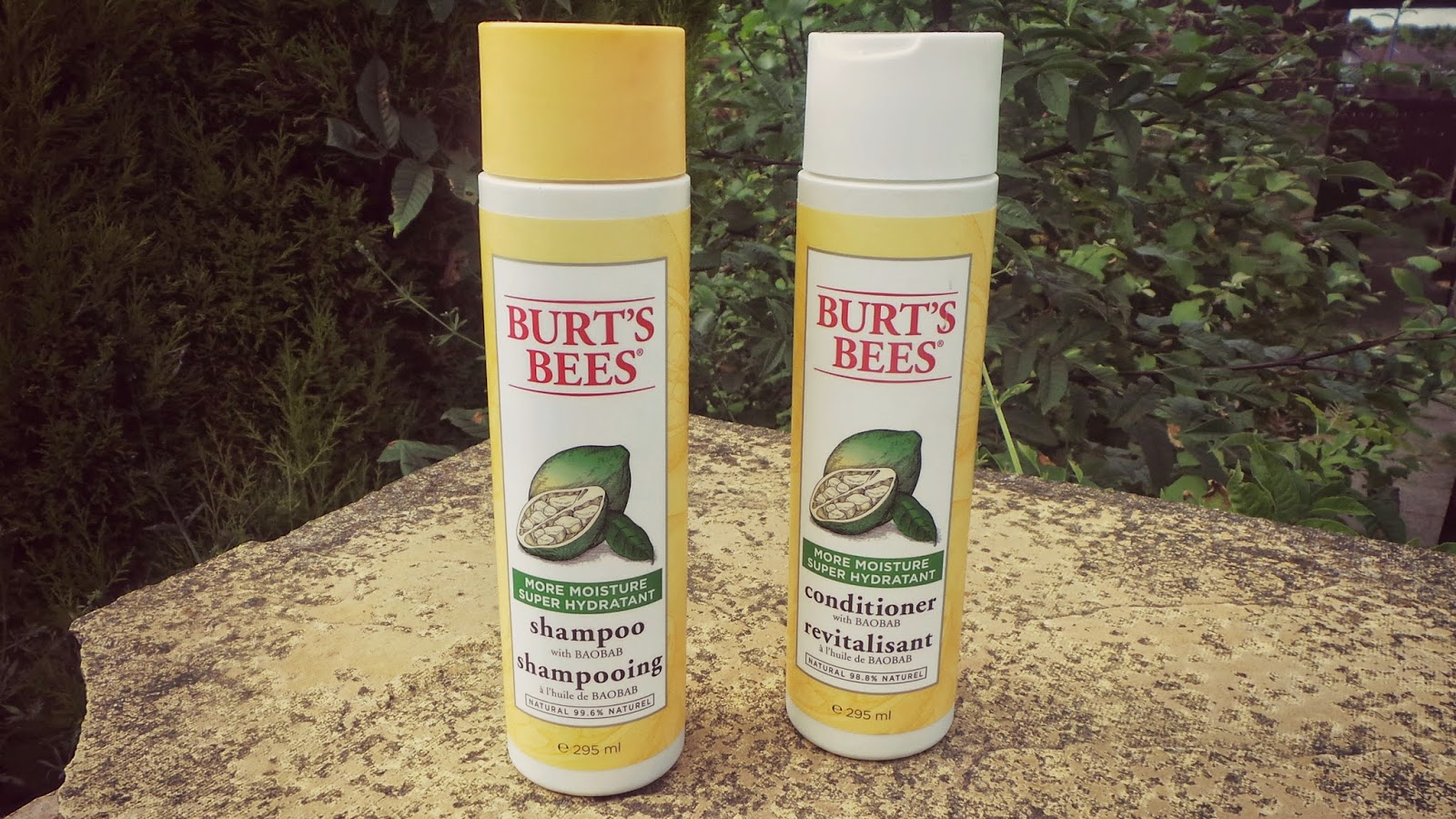 burts bees for hair