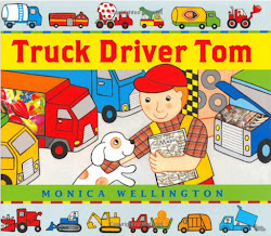 Truck Driver Tom