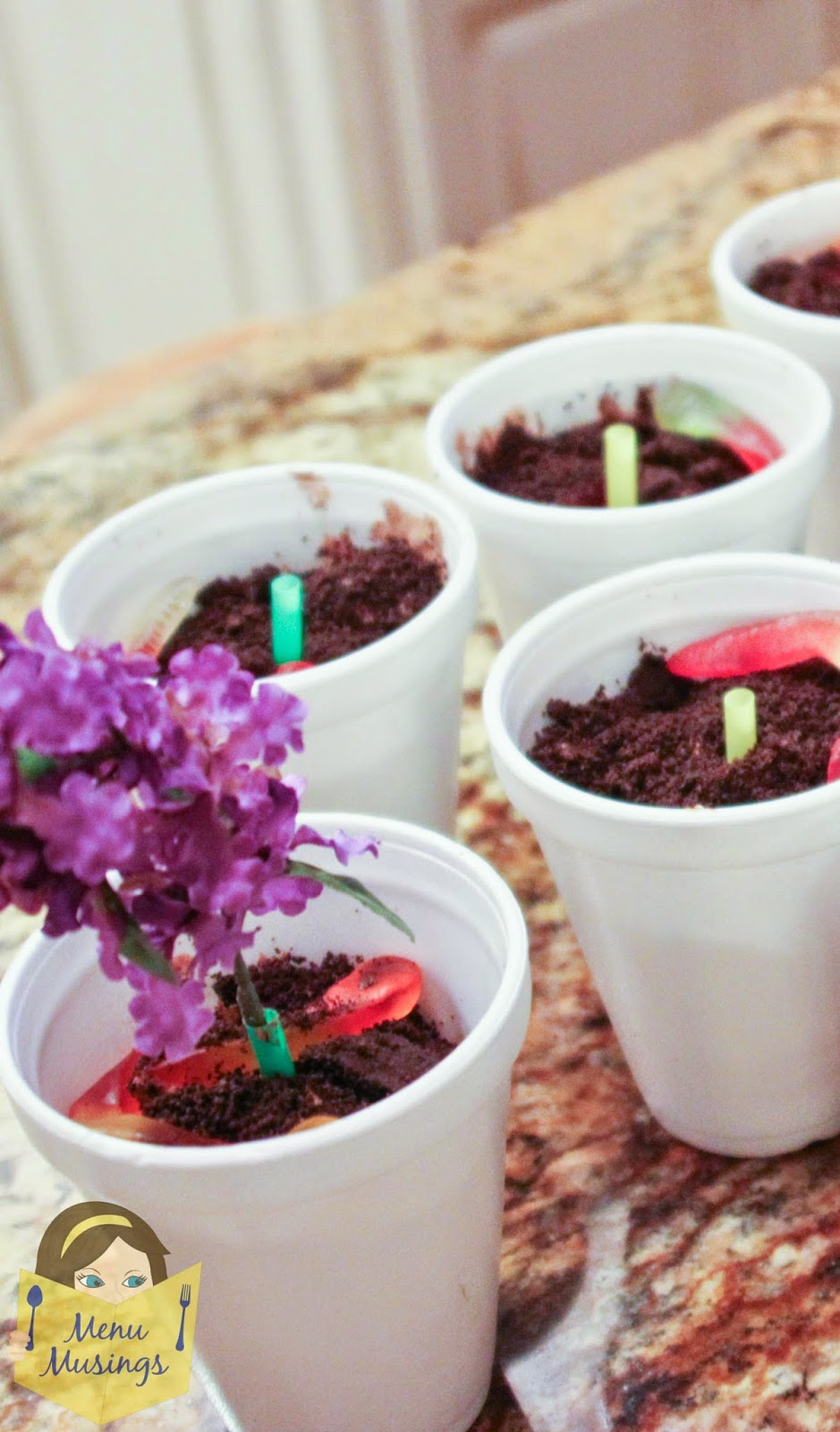 Oreo Dirt Cake Dessert Cups @ menumusings.com