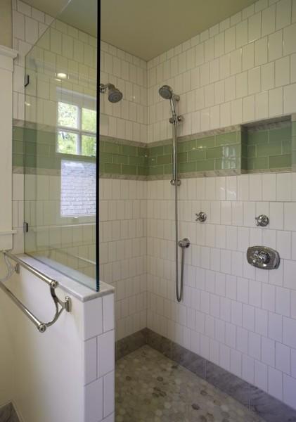 to da loos 10 shower wall shampoo niche style ideas. Black Bedroom Furniture Sets. Home Design Ideas