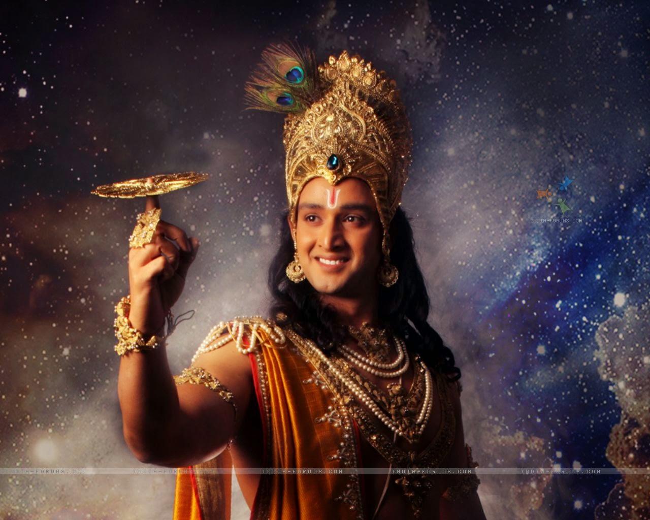 Saurabh Raj Jain Pemeran Khrisna di Mahabharata