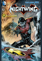 Nightwing #18 Cover
