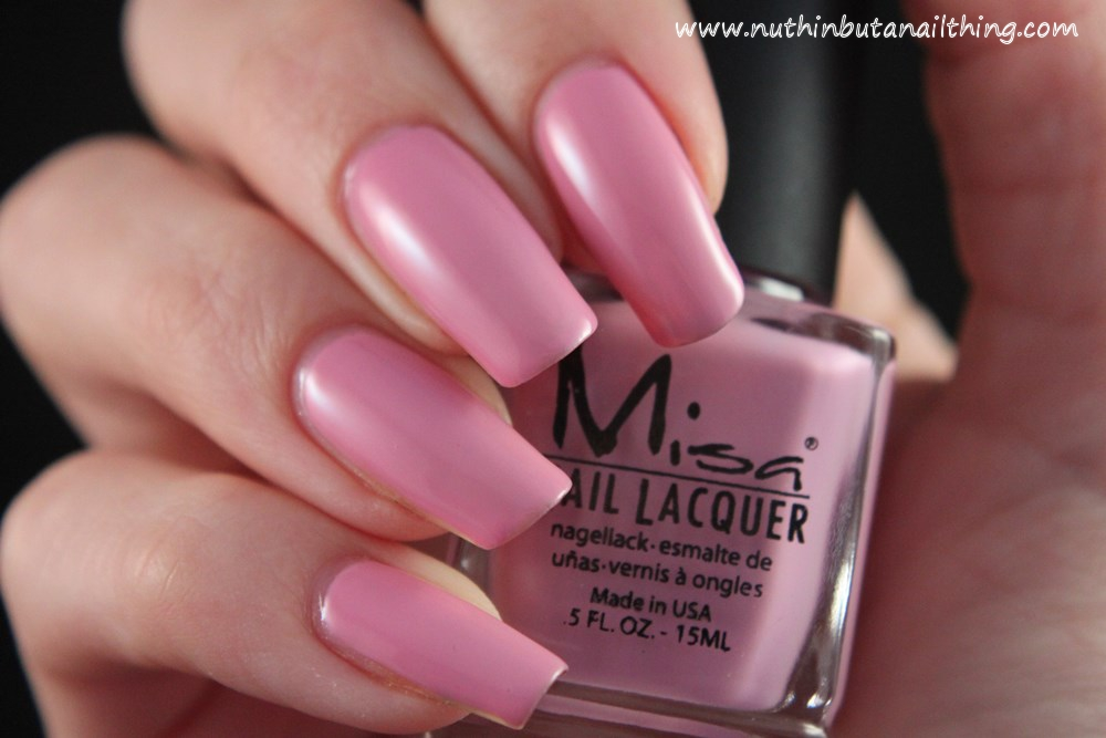 nuthin\' but a nail thing: Misa - Double Dutch