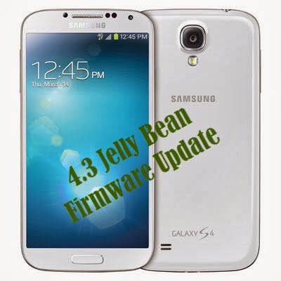 Galaxy S4 I545L users. The firmware will upgrade the OS to Android 4 ...