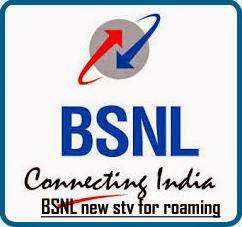 BSNL STVs Roaming