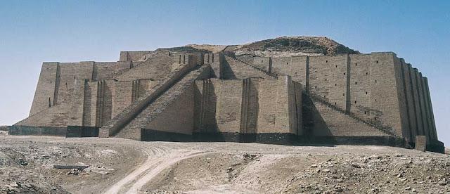 Sumerian Architecture Ziggurat7