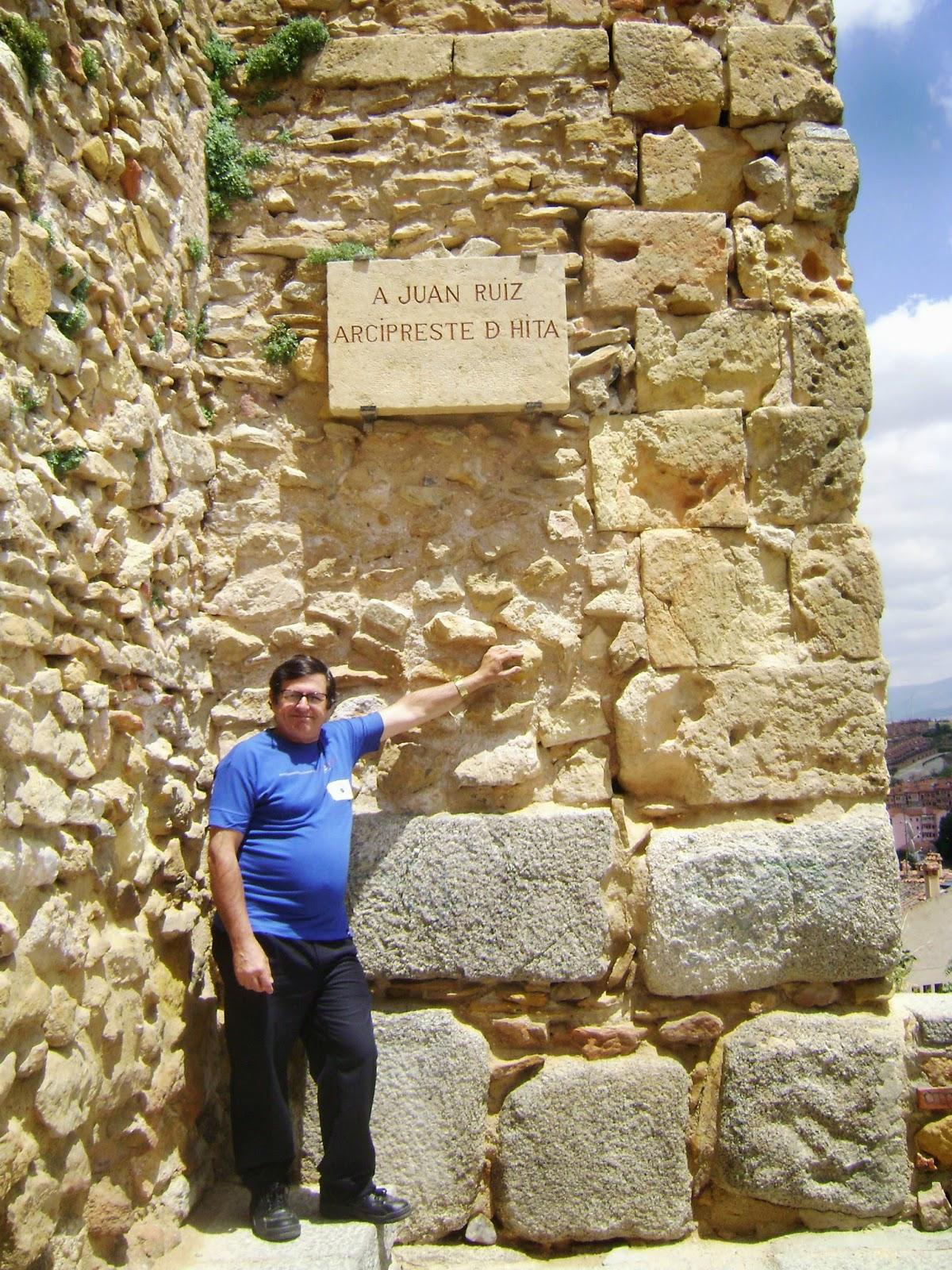 """""""Arcipreste de hita, en Segovia, España"""""""