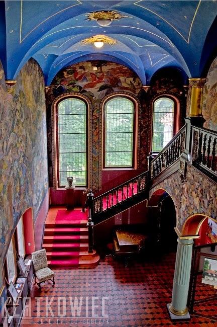 Jelenia Góra Jagniątków. Muzeum Miejskie Dom Gerharta Hauptmanna.