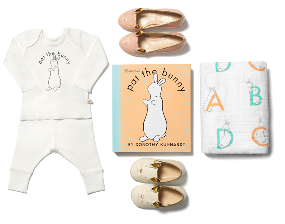 mamasVIB | V. I. BUYS: Have you met Romy and the Bunnies? …and Aden + Anais GIVEAWAY | aden + anais | exclusive collection | romy and the bunnies | julia restoin roitfeld | pat the bunny | book anniversary | giveaway  competition | charlotte olympia | bon point | bunnies | bunny clothes  designer collection | kids clothes | fashion | style |} carine roitfeld | french vogue | bunny | romy and bunnies | mummy bloggers | cool bloggers | model | french | exclusive brands | harrods | comp| fuse communications | mamasVIb | swaddles | baby collection | baby swaddles | muslins | pat the bunny book | class books | exclusive giveaway | mamas vib r
