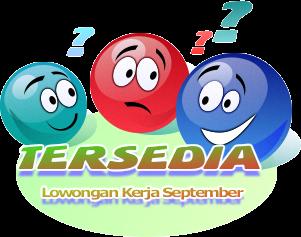 Info Lowongan Kerja September 2013 Di Jakarta