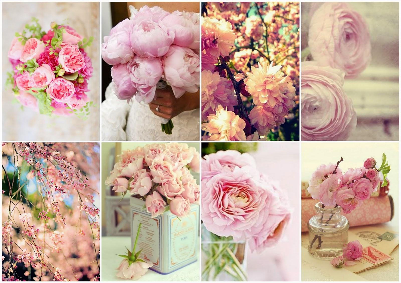 Matrimonio Tema Primavera : Temas de la boda para primavera — cuadros