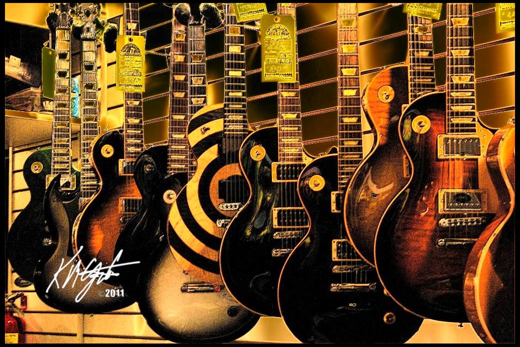 Gatzkart guitars chromasolarized paint net painter for Motor city guitar waterford