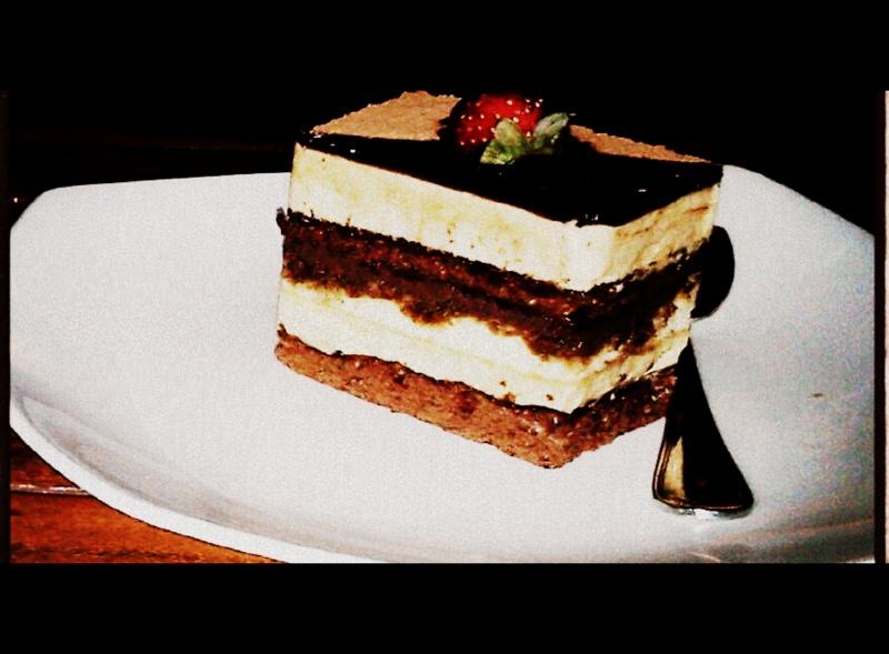 Resep Opera Cake Paling Enak