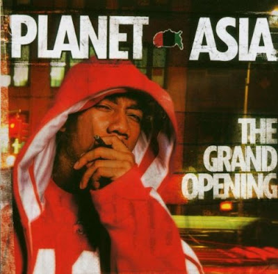Planet Asia – The Grand Opening (CD) (2004) (FLAC + 320 kbps)