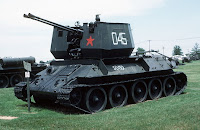 Type 63 self-propelled anti-aircraft gun