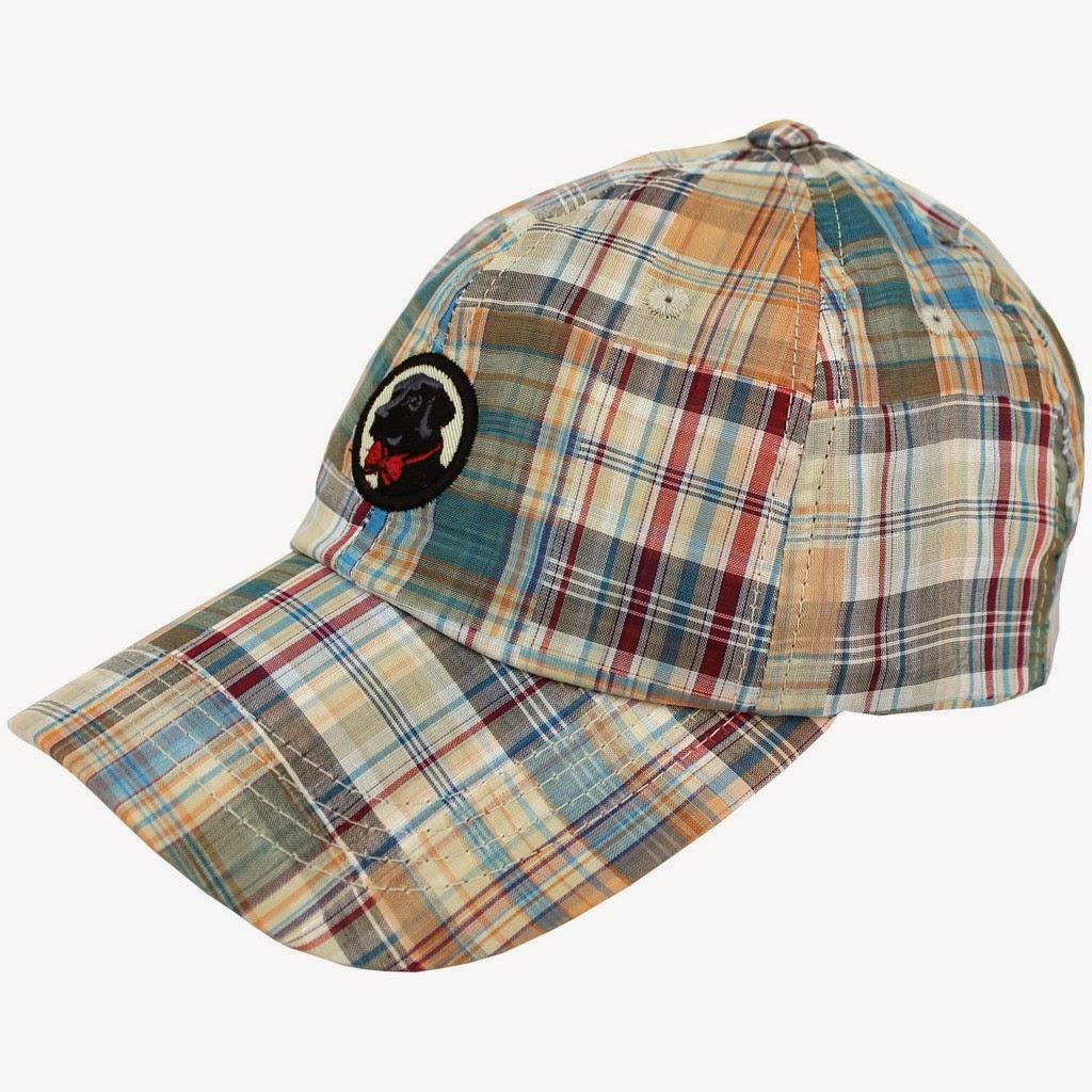 Southern Proper Frat Hat in Patchwork Plaid