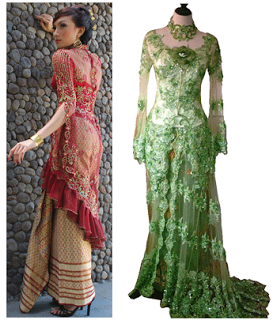 Foto Model Baju Kebaya Lamaran
