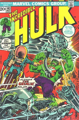 Incredible Hulk  #163, the Gremlin