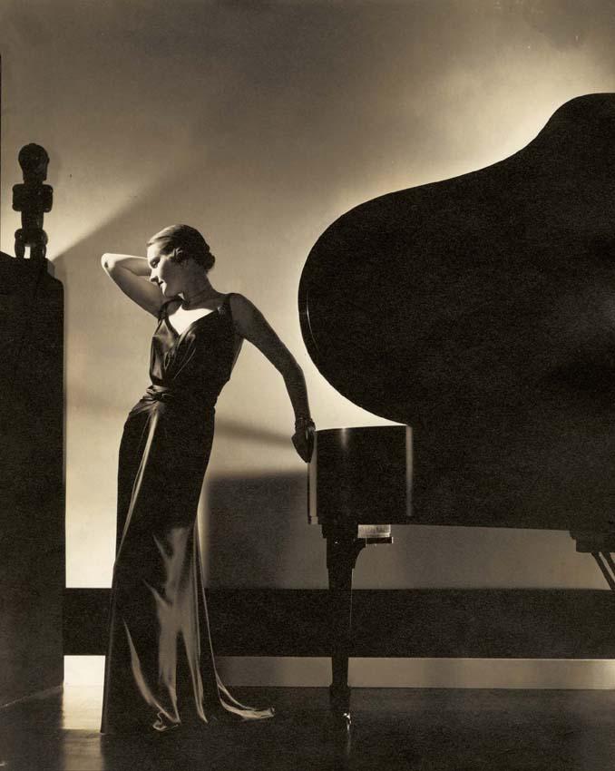 Margaret Horan, Edward Steichen. Fotografía | Photography
