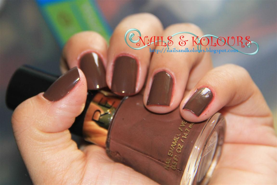 Revlon S Indeed Are Chip Resistant Nail Polishes And Do Delivers Smooth Finish