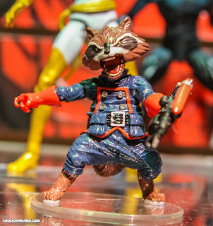 Hasbro 2013 Toy Fair Display Pictures - Marvel Legends - Rocket Raccoon Build-A-Figure