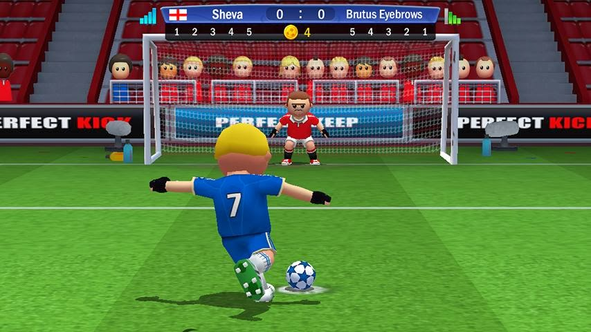 Скачать World Cup Penalty Shootout на Андроид бесплатно APK полная версия