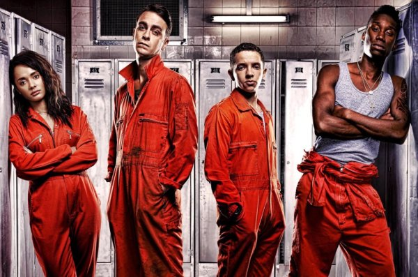The Title Of Misfits Has Caused Many To Give It A Pass On What Can Clearly Be Described As Terribly Problematic Language And Behaviour