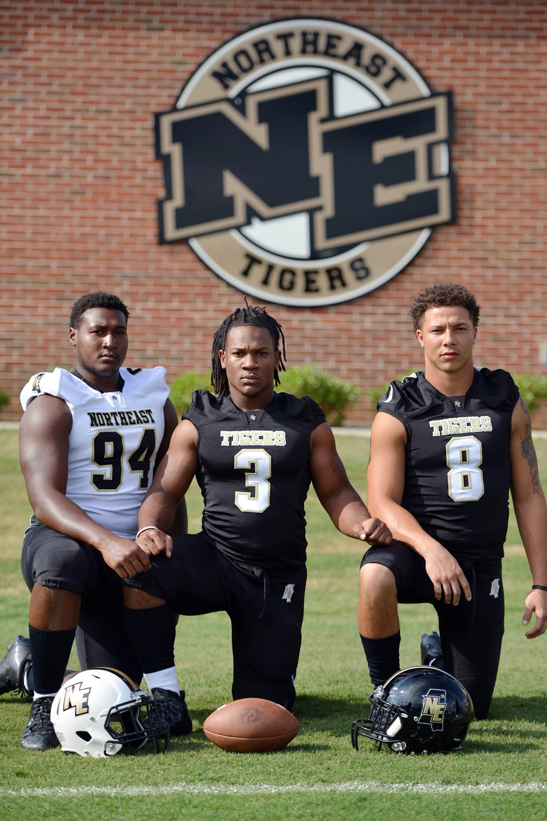 Oktibbeha countians make nemcc football team tiger wire the northeast mississippi community college football program is already one third of the way through its 2015 season the tigers have home games remaining sciox Images