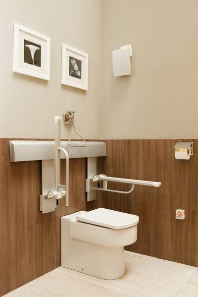 Cadeirante Rio Banheiro Show # Pia Banheiro Acessivel