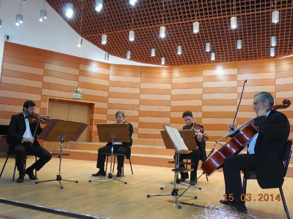 Zilele Constantin Brancusi la Filarmonica Oltenia Craiova