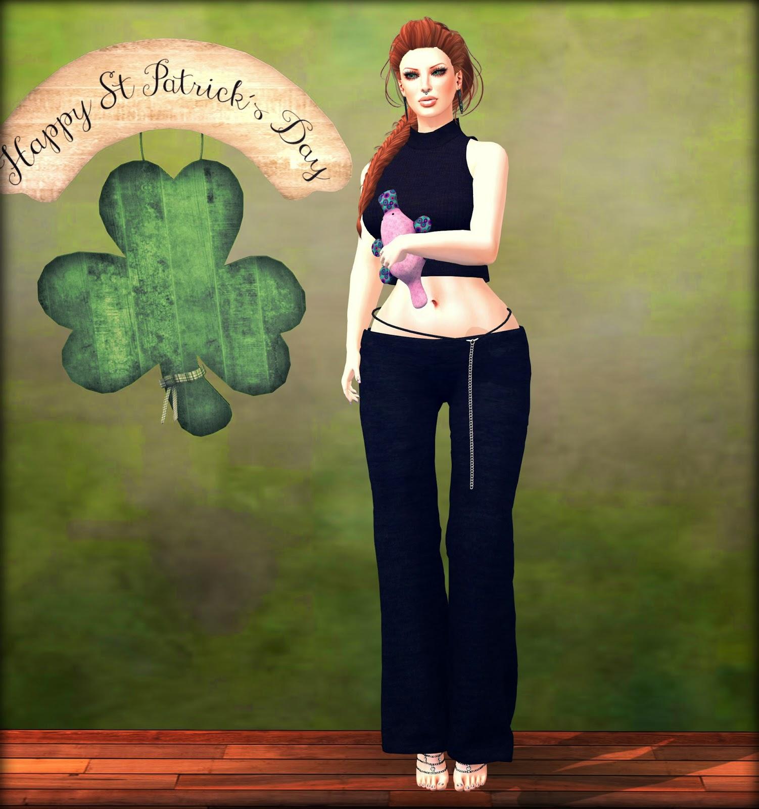 lucky eyelure,luck of the irish 2015