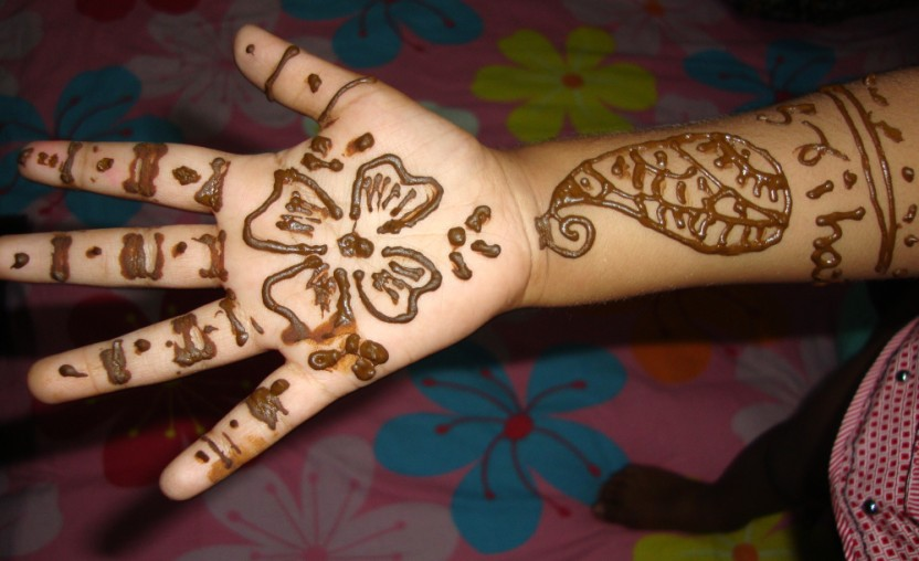 Mehndi Designs For Hands  Simple Arabic Mehndi Designs
