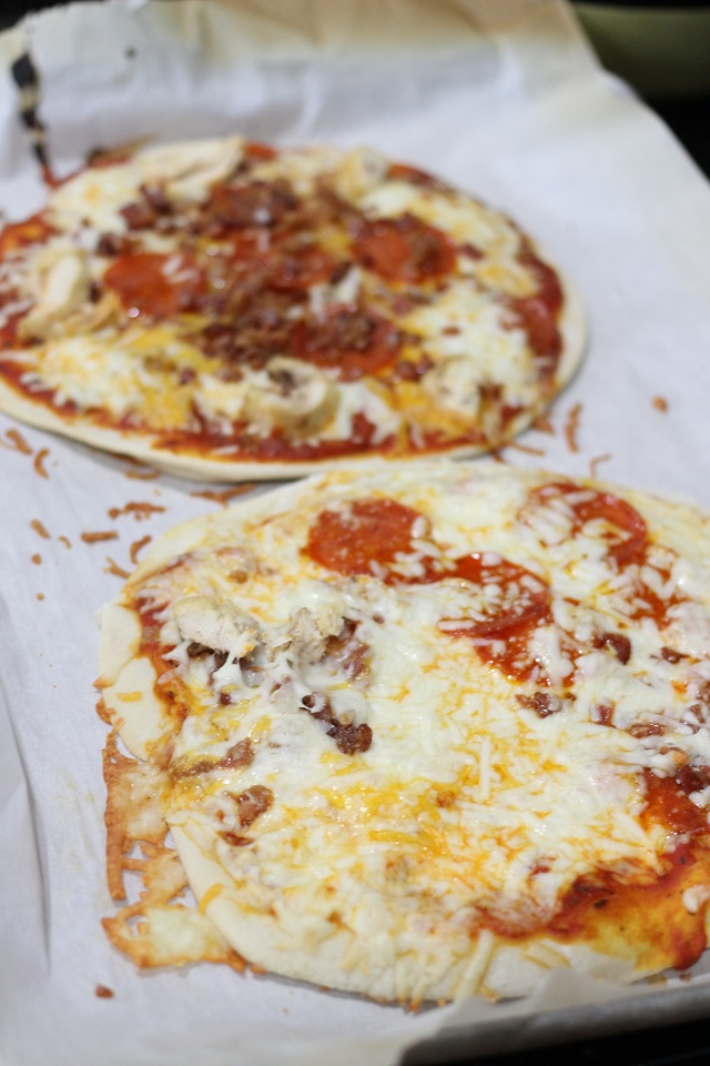 Simple Pizza Dough Recipe.