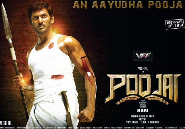 Poojai Tamil Movie Reviews | Cast and Crew, Photos, Stills ... Poojai Tamil Movie
