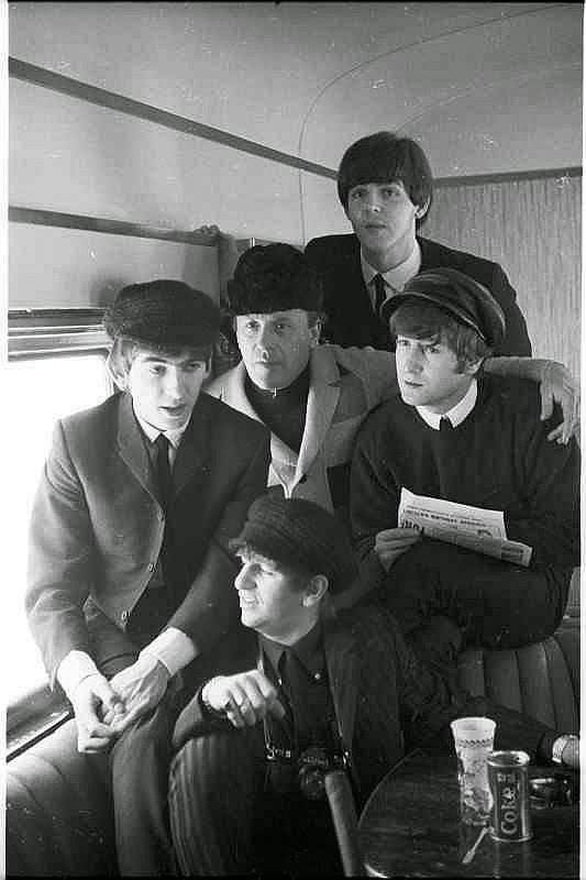 Unique Beatles Photographic Auction Coming Up This Week