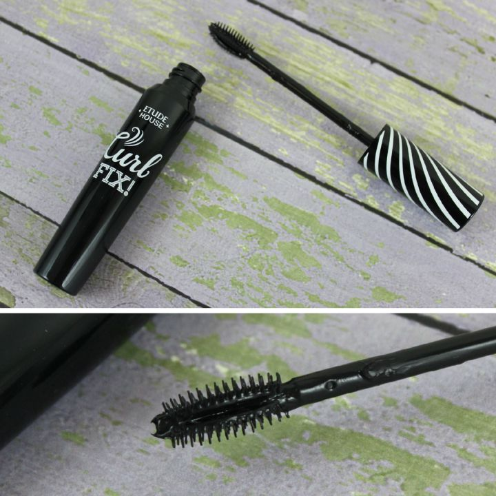 Lash Perm Curl Fix Mascara (black)