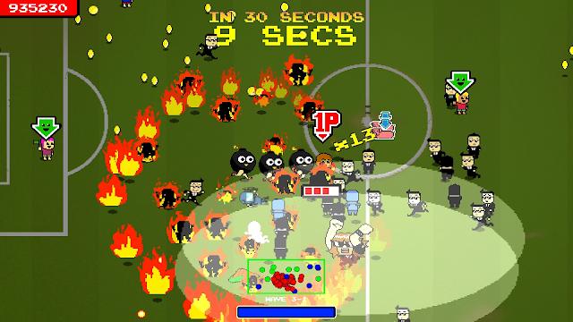 ¡Salta al campo con tu cuerpo demidesnudo y pixelado! Crazy Pixel Streaker promete horas de alocada diversión multijugador