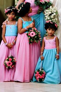 flowergirls sri lanka