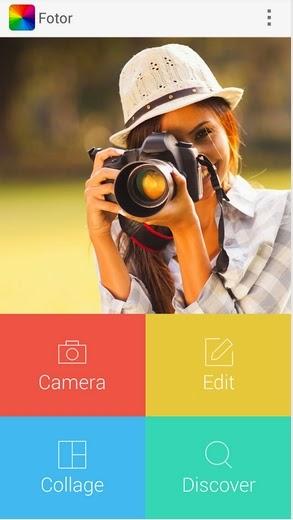 Aplikasi edit foto terbaik android gratis