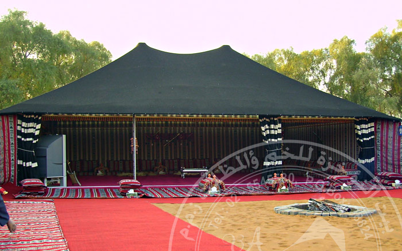 & Arabian Traditional Tents