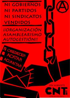 Campaña contra las Elecciones y por la autoorganización y la acción directa