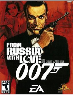 007 From Rusia With Love PSP