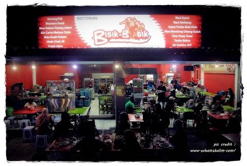 FoodReview : Makanan ala Johor di Restoran Bisik-Bisik, Seksyen 7 Shah Alam