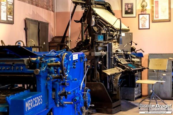 Muzeum Drukarstwa w Cieszynie