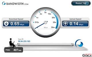 4 Online Tool  Terbaik untuk Test Kecepatan Internet