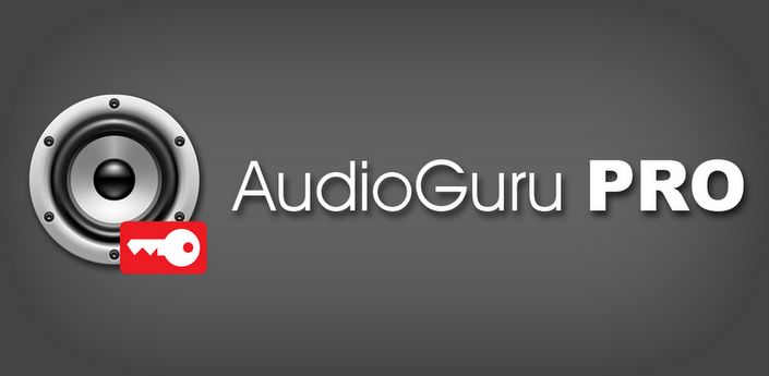 AudioGuru Pro | Audio Manager v1.31