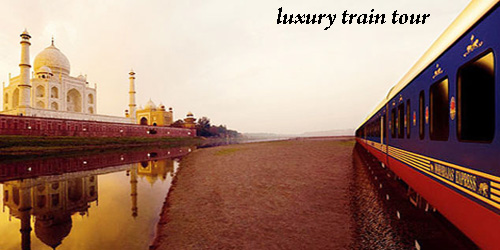 Maharaja express classic - luxury train tour of India